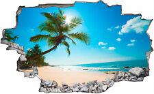 Wandtattoo Strand Gunstig Kaufen Ebay