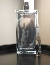 5mL .17oz Abercrombie & Fitch Fierce Cologne Sample Trial Travel glass atomizer