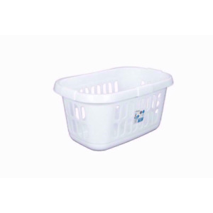60L Wham Casa Hipster Laundry Basket Dirty Washing Storage Clothes Plastic Bin