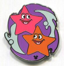 New ListingStarfish Little Mermaid - 2012 Hidden Mickey Dlr Undersea Band Disney Pin Htf!