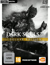 Dark Souls III 3 Deluxe Edition Steam Download Key Digital Code [DE] [EU] PC