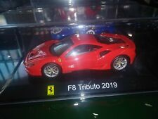 1/43  Ferrari f8 tributo 2019   mint box
