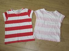2 tee-shirts Okaïdi 6 ans
