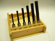Langlochbohrer Set rechtsdrehend Holzbohrer Forstnerbohrer Bohrmaschine