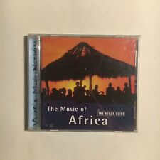 THE MUSIC OF AFRICA ~ ROUGH GUIDE ~ CD