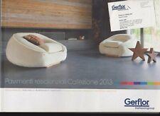 Gerflor architecton Blanc Vinyle Carrelage Boîte 4.5 m² Le Moins Cher Sur  300x300mm x50