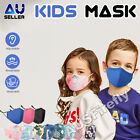 3 Layers Kids Reusable Face Mask Children Washable Anti Air Pollution Mask SYD