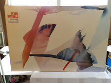 """Rare Poster: (1983) PETER KITCHELL """"Spoon Torch A"""" (Signed) 37 x 25"""" (Wang)"""