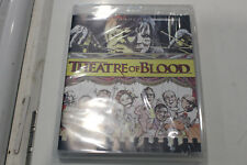 """""""New"""" Theatre of Blood - Limited Edition Bluray - Region ABC"""