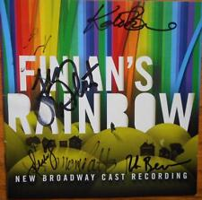 Finian's Rainbow Signed CD 2009 Kate Baldwin Terri White Lisa Gajda  Rob Berman