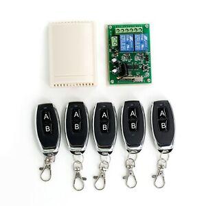 Sans Portail / Porte Garage Ouvre-Boîte Télécommande Interrupteur Récepteur ABS