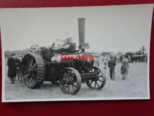 PHOTO  MARSHALL GENERAL PURPOSE ENGINE 37690  OLD TIMER REG NO BH 7373