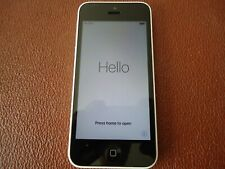 Apple iPhone 5c - 16GB - White  A1456 (GSM) unlocked