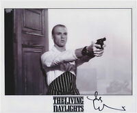 Andreas Wisniewski - The Living Daylights - hand signed Autograph 20x25cm