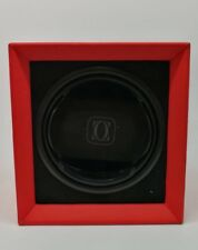 Chronosect Original Red Watch Winder For Safe - Scatola Carica Tempo Orologi