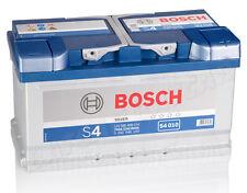 Autobatterie BOSCH  12V 80Ah 740 A/EN S4 010 80 Ah TOP ANGEBOT SOFORT & NEU