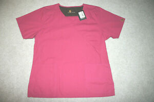 Carhartt Scrub Top Sz Large New With Tags
