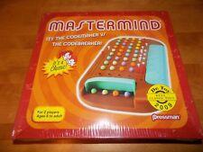MASTERMIND Codebreaker Game Classic Codes Code Remake Pressman Games NEW IN BOX