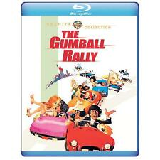 The Gumball Rally 1976 blu ray Michael Sarrazin, Norman Burton, Gary Busey