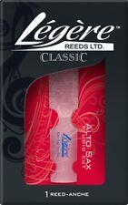 Legere Saxophone Reed Alto Eb (E - Flat) 2.00 Studio Cut