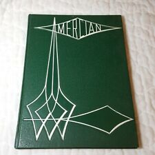 The 1961 Merican Mount Saint Marys Academy Little Rock AR Yearbook Signed