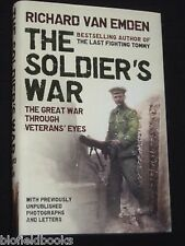 The Soldier's War: WWI - The Great War Through Veterans Eyes-2008-1st - Military