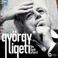 Ligeti Project - Various Artist (2016, CD NIEUW)5 DISC SET