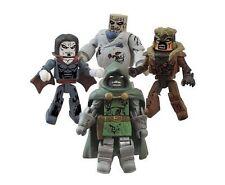 Marvel Minimates Zombie Villains Box Set 2 (Dr.Doom, Kingpin) - New in stock