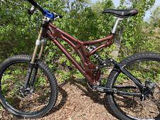 NORCO A-Line DH Downhill Mountain Bike MTB Chris King Marzocchi Jr T Fork Beast!