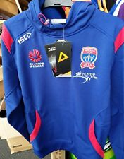 Newcastle Jets Hoodie  Small A League Football Soccer Jersey  ***Express Post***