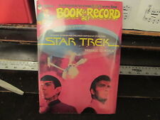 """Star Trek Book & Record """"Passage to Moauv"""" FACTORY SEALED"""