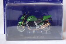 MOTO KAWASAKI Z1000 série les grandes motos à collectionner  ALTAYA / IXO