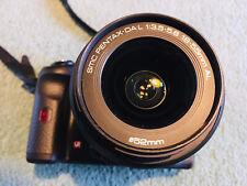 Pentax K-R Digital SLR Black Camera Excellent Condition + Strap Manual Charger