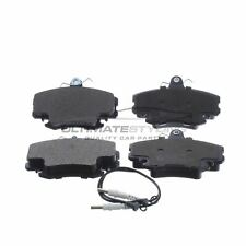 Renault Clio MK1 1990-1998 Front pad fitting kit clips Bendix Vented PFK1270C