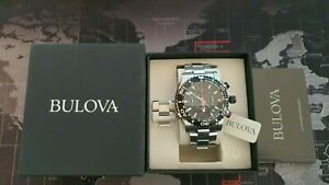 Bulova 98B212 Precisionist Watch. Mint Condition!