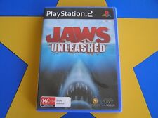 JAWS UNLEASHED - PLAYSTATION 2 - PS2