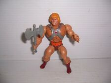 1981 Masters of the Universe MOTU He-Man Action Figure With Battle Axe
