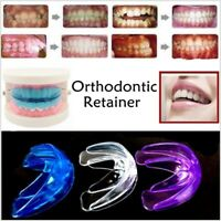 Hot Dental Orthodontic Teeth Corrector Braces Tooth Retainer Straighten Tool US