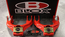 Blox RED Competition Front Camber Kit 92-95 Civic 94-01 Acura Integra EG DC2