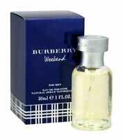BURBERRY WEEKEND 1.0 oz EDT eau de toilette Spray Men's Cologne NEW 30 ml NIB