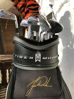[TIGER WOODS] NIKE 2004 Mb Eisen Set 3-P X100 LIMITED EDITION + Tashe + 1 Wood