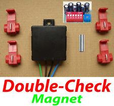 V6 Drehzahlbegrenzer MAGNET Double-Check DZB Universal - 6 Kondensatoren