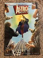 Astro City #1 (1995) Ross Busiek NM Image Comics FIRST APPEARANCE OF SAMARITAN