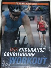 DrTri Endurance conditioning workout for sports training fitness exercise DVD