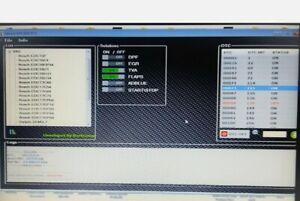 Software logiciel DaVinci pour DTC off EGR FAP off Flaps off En Un Clic On/Off.