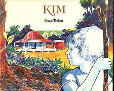 KIM by Bruce Treloar (Hardback, 1978) Picture book beautiful illustrations