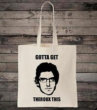 Louis Theroux Get Theroux This Tote Bag