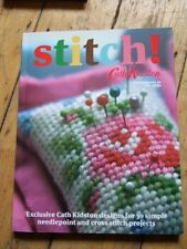 Stitch! Exclusive Cath Kidston designs for 30 simple needlepoint and cross sti,
