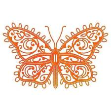 CLEARANCE - Cheery Lynn Large Lace Flourish Butterfly New DL132