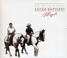 Le Avventure di Battisti E Mogol [3 CD] - Lucio Battisti RCA